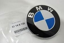 Genuine BMW 1 3 5 6 7 8 Z X Series Roundel Emblem 82mm E46 E39 E90 E60 X5 Z3 E65