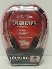 Labtec Stereo 332 Pc Headset with Microphone
