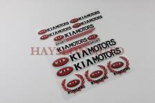 11pc Reflective Decal Sticker set Window Vinyl Fit Car KIA Sorento Optima Soul