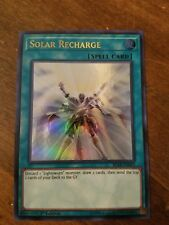Solar Recharge * Ultra Rare* BLLR-EN045 1st Edition NM