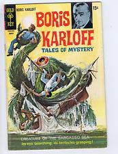 Boris Karloff Tales of Mystery #29 Gold Key 1970