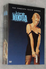 Películas en DVD y Blu-ray drama Nikita