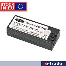 Battery for Sony NP-FC11 NP-FC10 NPFC11 NPFC10 Cybershot DSC-V1 DSCV1 DSC-P8 New