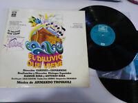 "El Flood Als Wird Ost Bso 2 X LP Vinyl vinyl 12 "" Armando Trovaioli G VG"