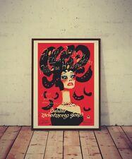 Polish Movie Poster Sunset Boulevard Wilder Swanson Holden Swierzy art