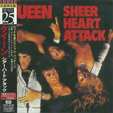 QUEEN - SHEER HEART ATTACK 1998 JAPAN MINI LP CD 1st ISSUE
