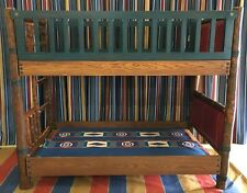 Disney's Wilderness Lodge Bunk Bed Guest Room Prop Old Hickory Furniture Co