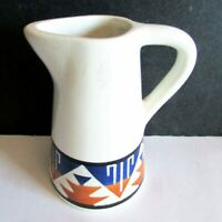 "Vintage Native American Vase Sioux Pottery Pitcher Decor Signed 5.5"" FREE SH"