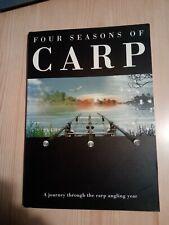 Carp Fishing Book - Four Seasons Of Carp -Techniques, Baits, Tackle, Stories,