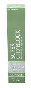 Clinique Super City Block Daily Face Protector SPF 40, 1.4 Ounces