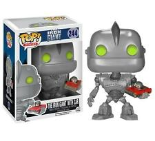 The Iron Giant with Car Pop! Vinyl Figure - Vin Diesel Movie
