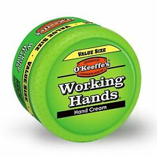 O'Keeffe's 7044101 Working Hands 193g Hand Cream Value Jar