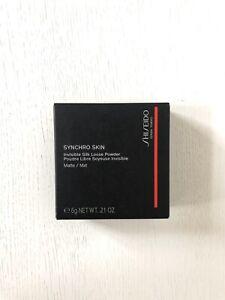 Shiseido Synchro Skin Invisible Silk Loose Powder BRAND NEW IN BOX RRP £38