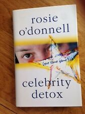 SIGNED with RARE 9/11 signature Rosie O'Donnell 'Celebrity Detox' 1st/1st New