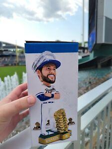 Alex Gordon Gold Glove Bobblehead Kansas City Royals SGA 7/24/21 NEW IN BOX NIB