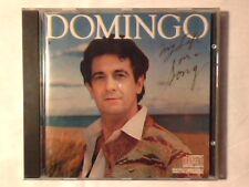PLACIDO DOMINGO My life for a song cd HOLLAND 1st PRESS NO BARCODE JOHN DENVER