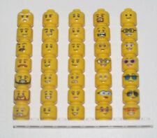 Lego ® Minifig Tête Visage Head City Homme Femme Choose Model 3626 NEW
