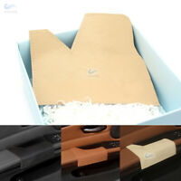 Inner Driving Side Door Handle Bowl Armrest Leather Cover For BMW 3 Series E90