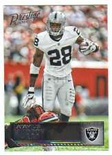 2016 Panini Prestige Football #141 Latavius Murray Oakland Raiders