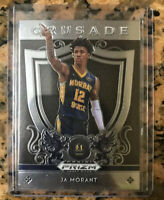 2019-20 Panini Prizm Draft Picks Crusade #11 Ja Morant Psa ?? MT Investment 🔥🔥