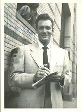 Vintage DANNY SCHOLL Signed Photo