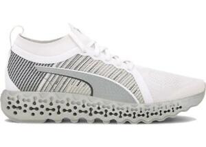 Mens Puma Calibrate Runner Grey Puma White 194502-01