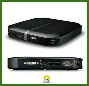 Acer mini computer pc intel desktop 8 gb ddr3 320gb windows 10 da casa wifi