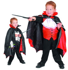 Lil Reversible Vampire Toddler Halloween Costume Dracula Transylvannian Bat Boys