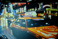 Jose Rolden Rendon Large NY Street Painting