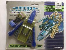 Autochange transformer transport decepticon micromaster Mosc (roughstuff)
