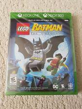 LEGO Batman: The Videogame (Microsoft Xbox 360, 2008) Brand New Sealed G2 Case