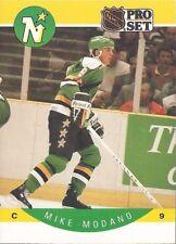 MIKE MODANO 1991-92 Pro Set ROOKIE #142 NM-MT Minnesota North Stars NHL