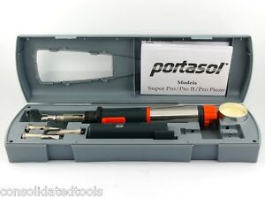 Portasol Butane Gas Soldering Irons  Iron , Kit Set Tips Spares & Special Offers