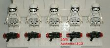 LEGO First Order Stormtrooper (5x) NEW Authentic Star Wars 75132 Minifigure