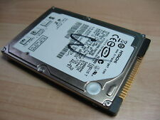 "Hitachi 2.5"" IDE Laptop Hard Drive HTS541680J9AT00 0A28417 80GB Wiped #C101AW"