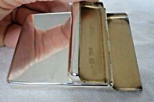 EDWARDIAN 1903 SAMPSON MORDAN & CO SPRING LOADED CARD CASE