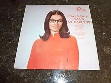 NANA MOUSKOURI - Over & Over - 1969 UK 10-track stereo vinyl LP