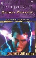 Secret Passage (Silhouette Intrigue), Stevens, Amanda, Very Good Book