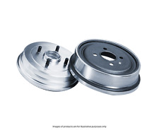 BOSCH REAR Brake DRUM PAIR FOR MAZDA B2500 BRAVO 1996-2006 2.5L WLAT SOHC 12V