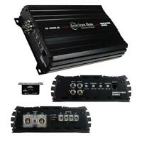 American Bass GF20001D Monoblock Amplifier, 2340 Watts RMS