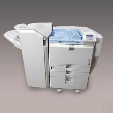 Ricoh Aficio SP C811DN Laserdrucker 811 C811 811DN A3 Duplex Lan SR3030