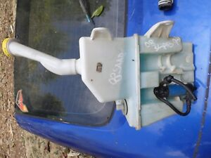 2008 SAAB 9-3 WINDSHIELD WASHER BOTTLE FLUID RESERVOIR TANK 06-11