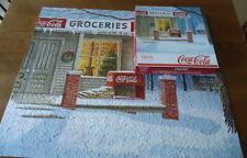 Springbok Jigsaw Puzzle - Coca-Cola THE CORNER STORE - 1,000 pc - COMPLETE