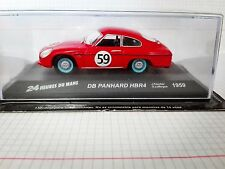 DB PANHARD HBR4   24 HORAS LEMANS   1959   IXO 1/43 NEW