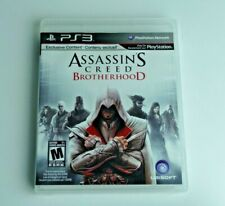 Assassin's Creed Brotherhood Ps3 Playstation 3 Good Condition Tested