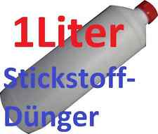 Stickstoffdünger Flüssigdünger 32,5% Harnstoffgehalt 1 Liter