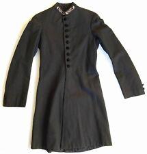 1922 Masonic Knights Templars Calvary 13 Providence R.I. Wool Uniform Coat Black