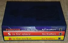 Ray Bradbury SIGNED R is For Rocket S Space Forever and the Earth (limited edn)