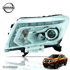 FOR NISSAN NAVARA D23 NP300 2015 2016 LEFT LH FRONT HEAD LAMP LIGHT DRL LED OEM