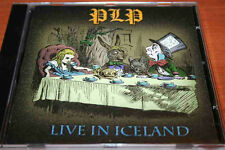 PAR LINDH PROJECT Live in Iceland !!! CRIMSONIC LABEL NO BARCODE VERY RARE PROG